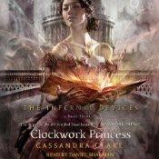 the clockwork princess audio