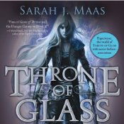 throne of glass audio