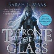 throne of glass audio
