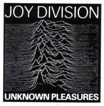 joy division unknown pleasures lp