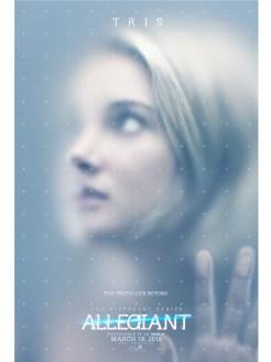 Allegiant Tris Poster