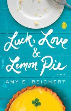 luck, love and lemon pie