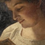 The Reading Mother