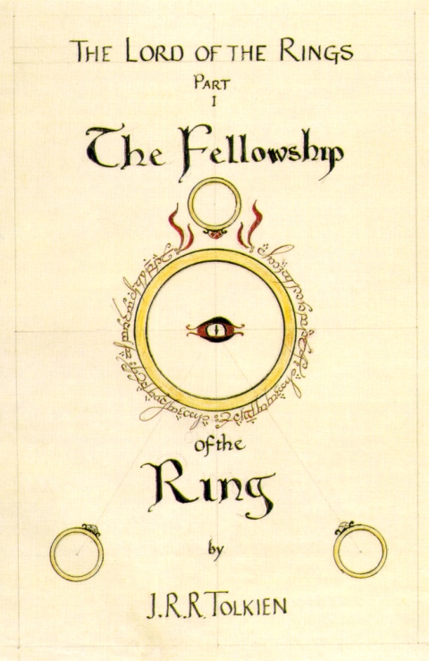 The Fellowship of the Ring Tolkien