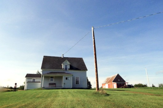 Cape Breton Farm House