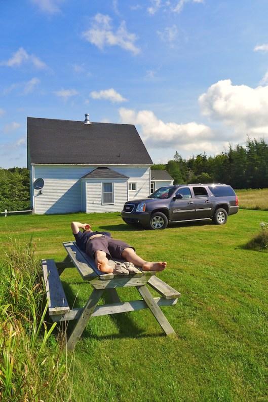 Cape Breton, Judique, Old Farm, Old Farmhouse