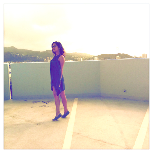 OOTD, Hawaii Style, Emami Limitless Dress, Convertible Dress
