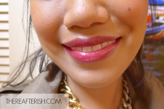 thereafterish, beauty review, just bitten lip stain, revlon lip stain, revlon just bitten lip stain, revlon just bitten kissable lip balm stain, revlon lipstain review