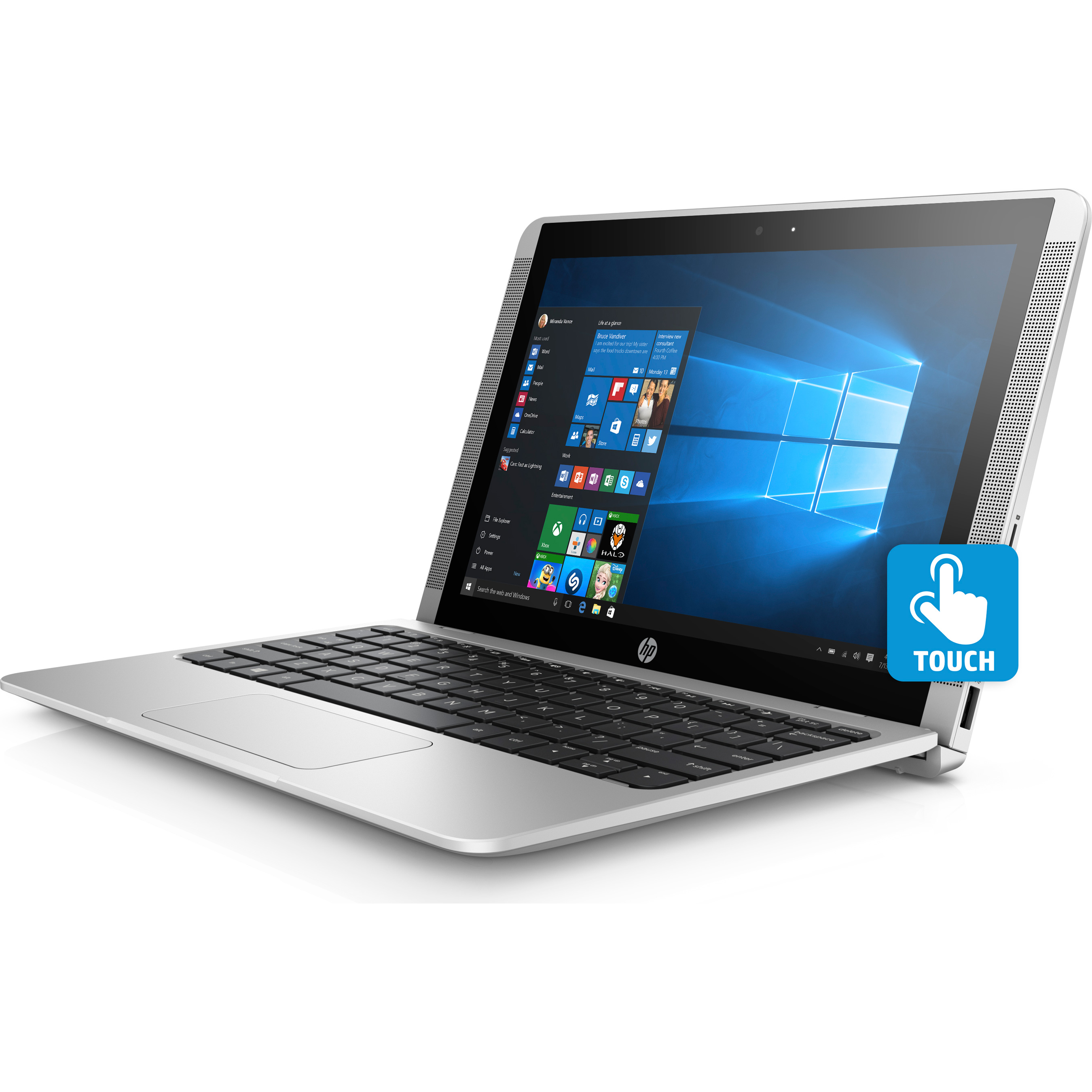 Hewlett Packard X2 Detachable 10 P020nr 10 1 Quot Multitouch