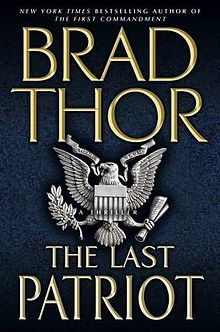 The Last Patriot Brad Thor
