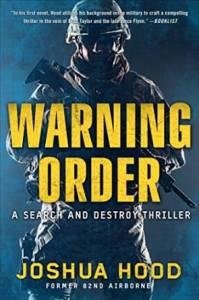 Warning Order Joshua Hood