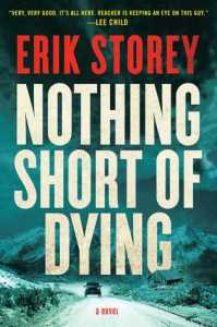 Nothing Short of Dying New Cover