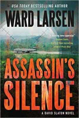 Ward Larson Assassin's Silence.jpg