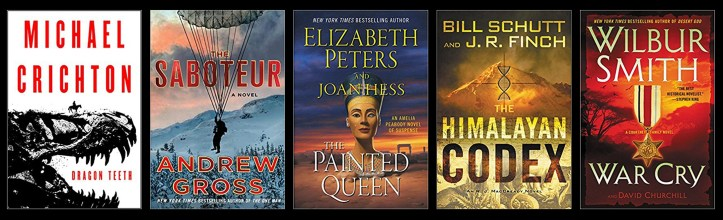 Book Spy Best Historical Fiction Thrillers 2017