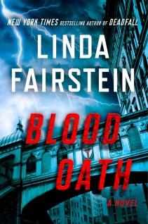 Linda Fairstein Blood Oath
