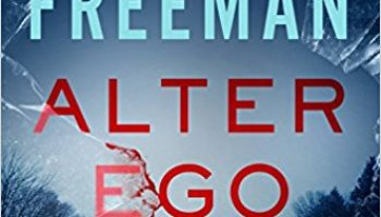 Cover Reveal: 'Alter Ego' by Brian Freeman – The Real Book Spy