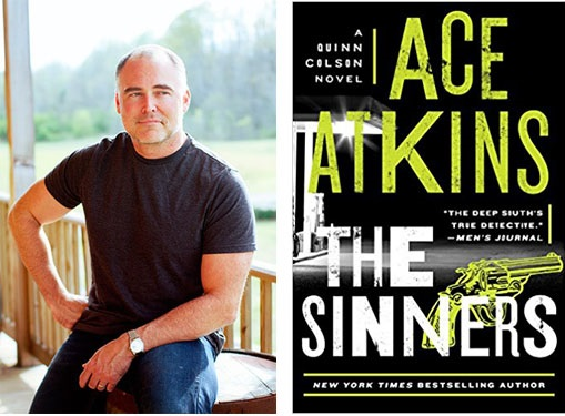 Image result for ace atkins the sinners