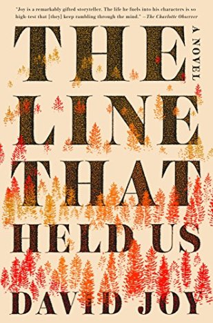 The Line that held us davud joy