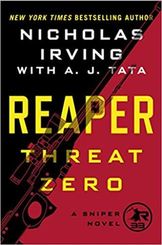 Featured Review: 'Reaper: Threat Zero' by Nicholas Irving