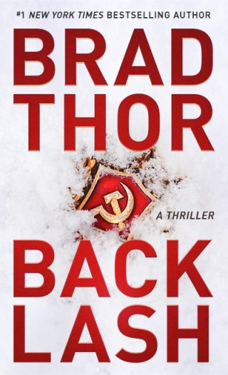 Backlash Brad Thor promo
