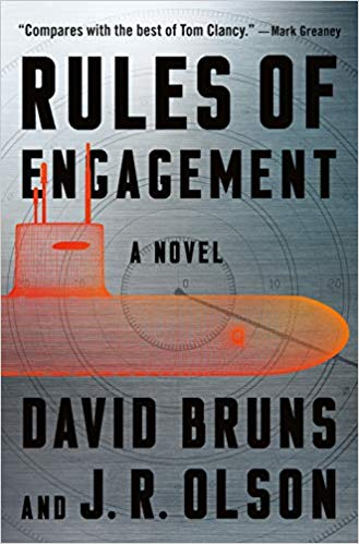 A Book Spy Review: 'Rules of Engagement' by David Bruns and J R