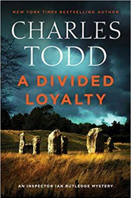 New Mystery Books 2020 Charles Todd's Next Inspector Rutledge Mystery Slated for February