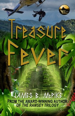 COVER - Treasure Fever