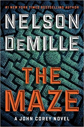 Nelson DeMille's Next John Corey Novel Set for Summer 2022 Release