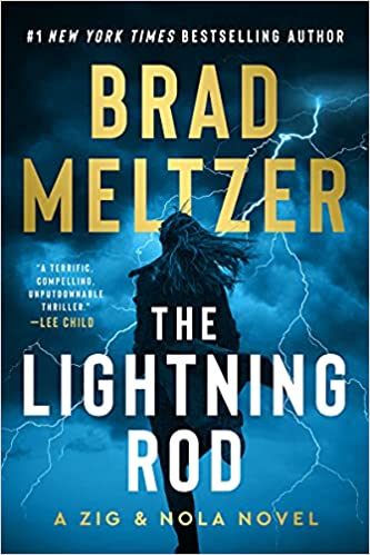 Featured Review: 'The Lightning Rod' by Brad Meltzer