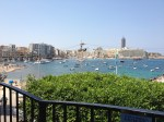 St Julian's Bay from Sliema