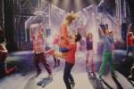 colourful scene
