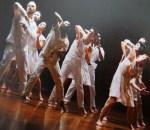Petrushka dancers