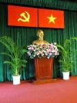 Presidential Palace Podium