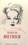 Marlene Dietrich (really)