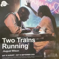 Review – Two Trains Running, Royal and Derngate, Northampton, 5th September 2019