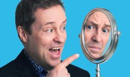 Ardal O'Hanlon The Showing Off Must Go On