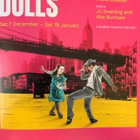 Review – Guys and Dolls, Crucible Theatre, Sheffield, 4th January 2020