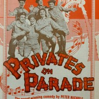 Yet More Theatre Reminiscences – November 1977 to February 1978