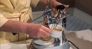 Bond and Coffee