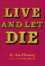 Live and Let Die novel