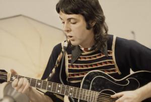 Paul McCartney in 1973