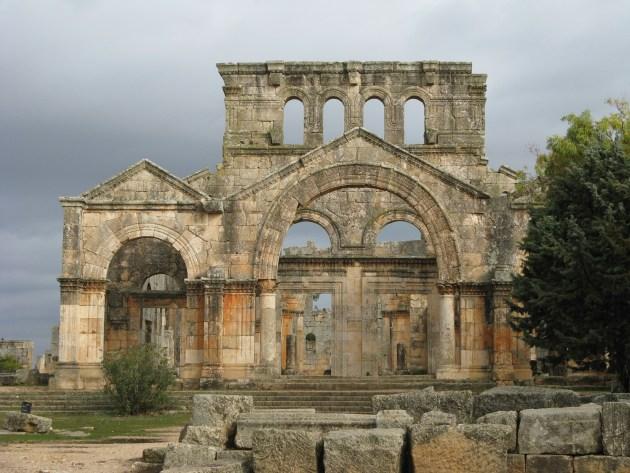 St Simeon Stylites