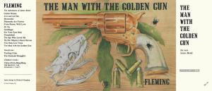 Man with the Golden Gun novel
