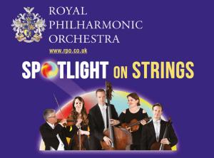 Spotlight on Strings