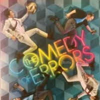 Review – The Comedy of Errors, Royal Shakespeare Company at the Lydia & Manfred Gorvy Garden Theatre, Stratford-upon-Avon, 20th July 2021