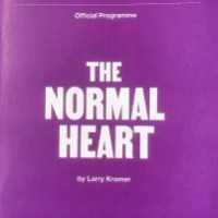 Review – The Normal Heart, Olivier Theatre, National Theatre London, 14th October 2021