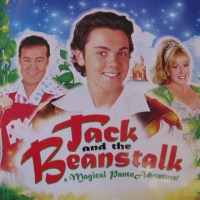 Review – Jack and the Beanstalk, Derngate, Northampton, 23rd December