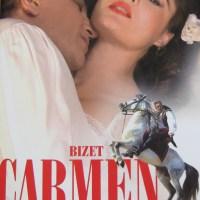 Review – Carmen, Ellen Kent Productions, Derngate, Northampton, 24th February 2013