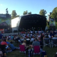 Review – Paul Weller, Alive at Delapre, Northampton, 19th July 2013