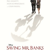 Review – Saving Mr Banks, Errol Flynn Filmhouse, Northampton, 23rd December 2013